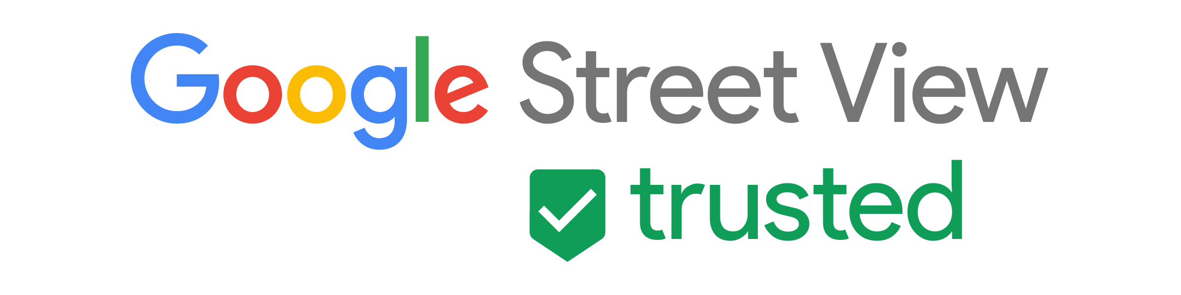 Google Street View Trsuted Photography badge