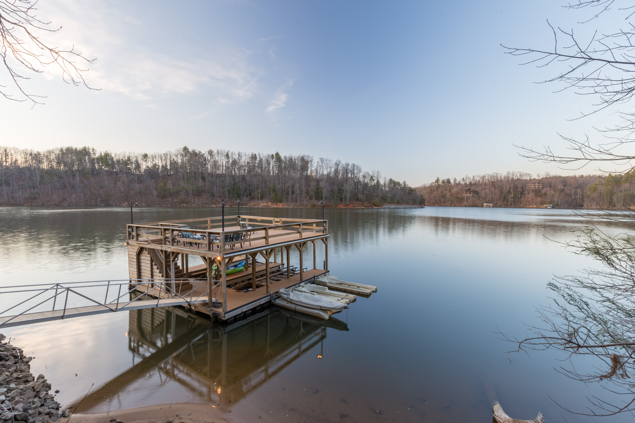 Picture of dock for 48 cottage grove real estate photos