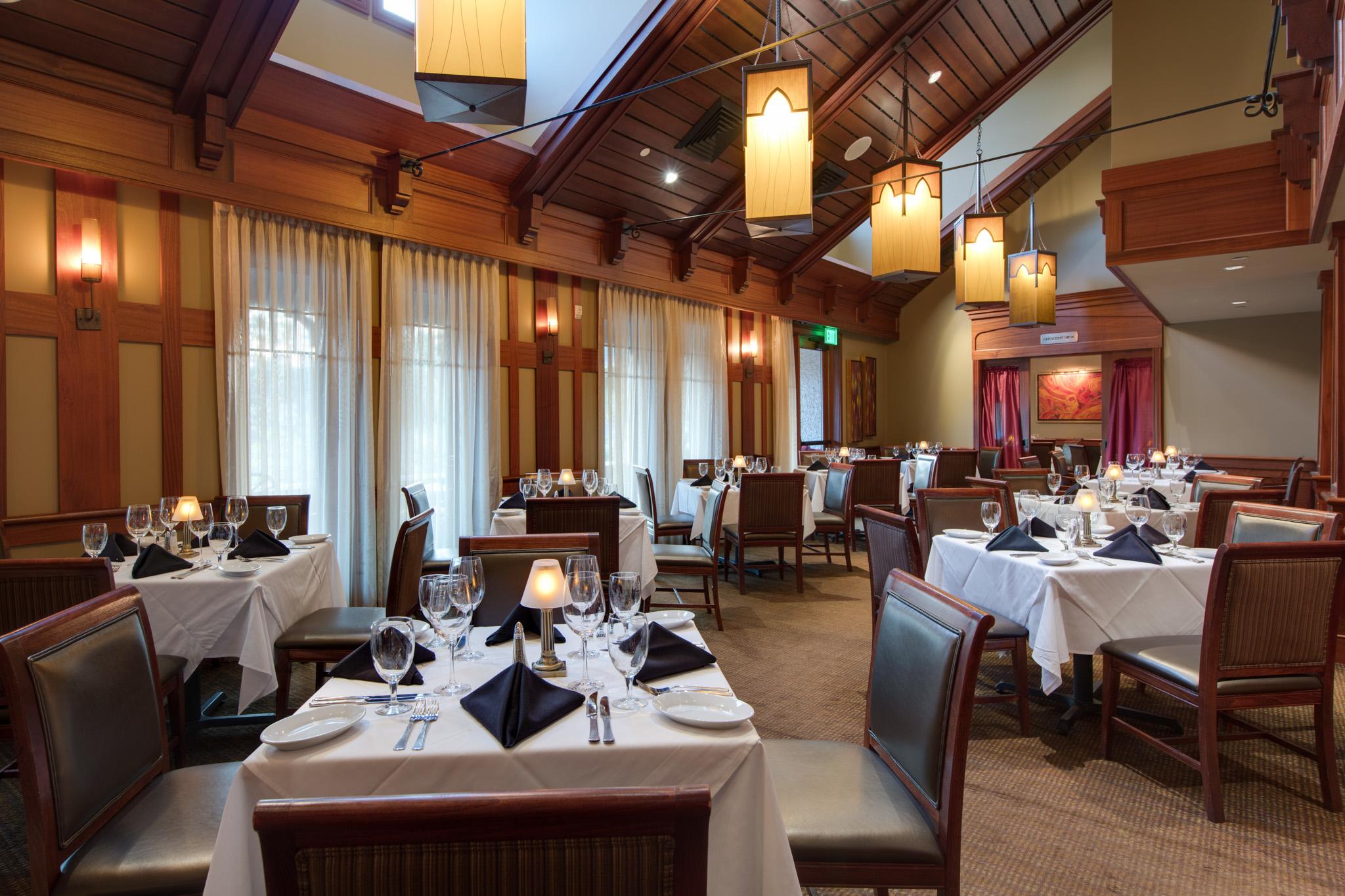 Ruth's Chris Steak House - Dining Room