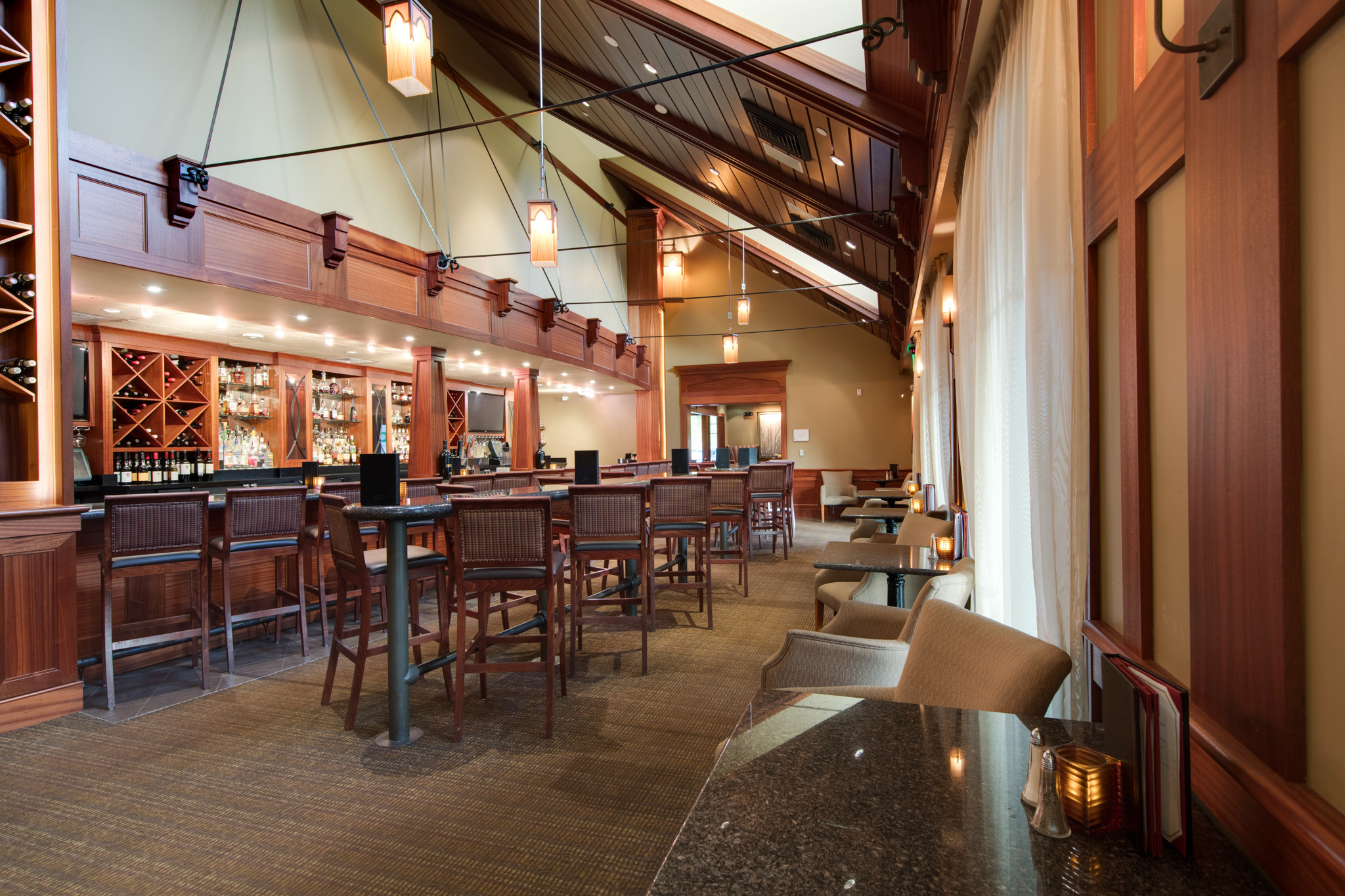 Ruth's Chris Steak House - Bar Seating