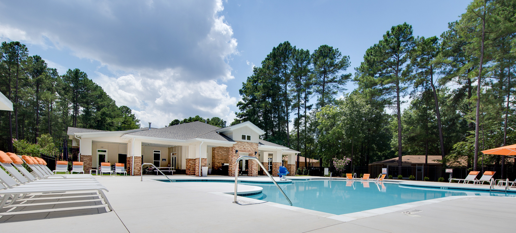 Pool 2 - Shellbrook Apartments | Apartments in Raleigh NC Commercial Photo shoot and Virtual Tour